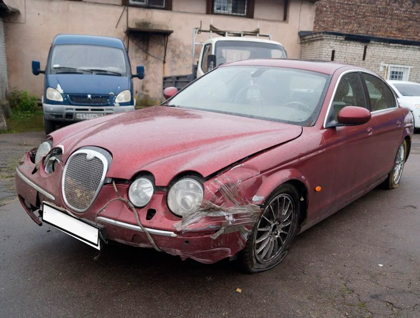 Фото Jaguar S-type 2006 года